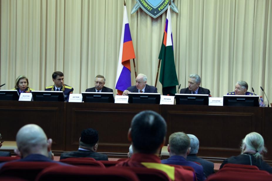 Заседание Общественного Совета СК РФ